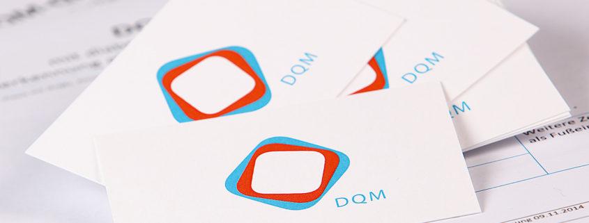 DQM Visitenkarten